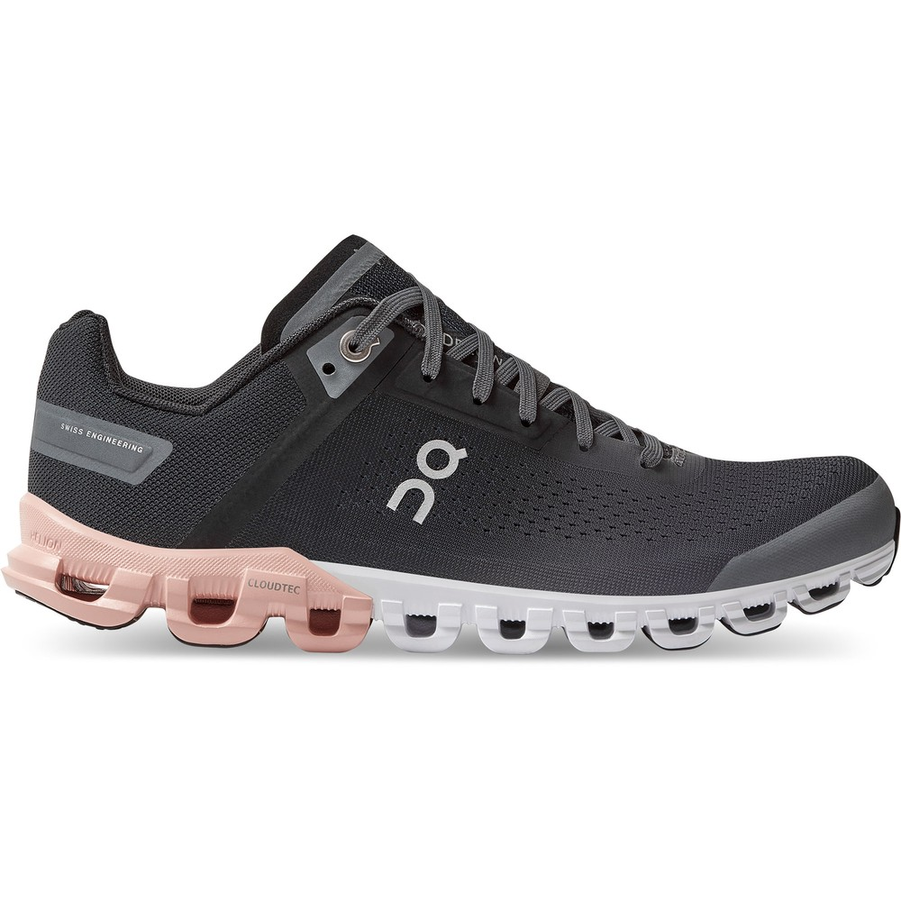On Running Cloudflow Wide Fit Womens Running Shoes