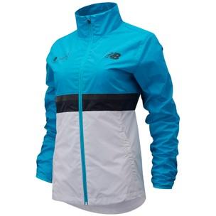 New Balance London Edition Marathon Windcheater Womens Running Jacket