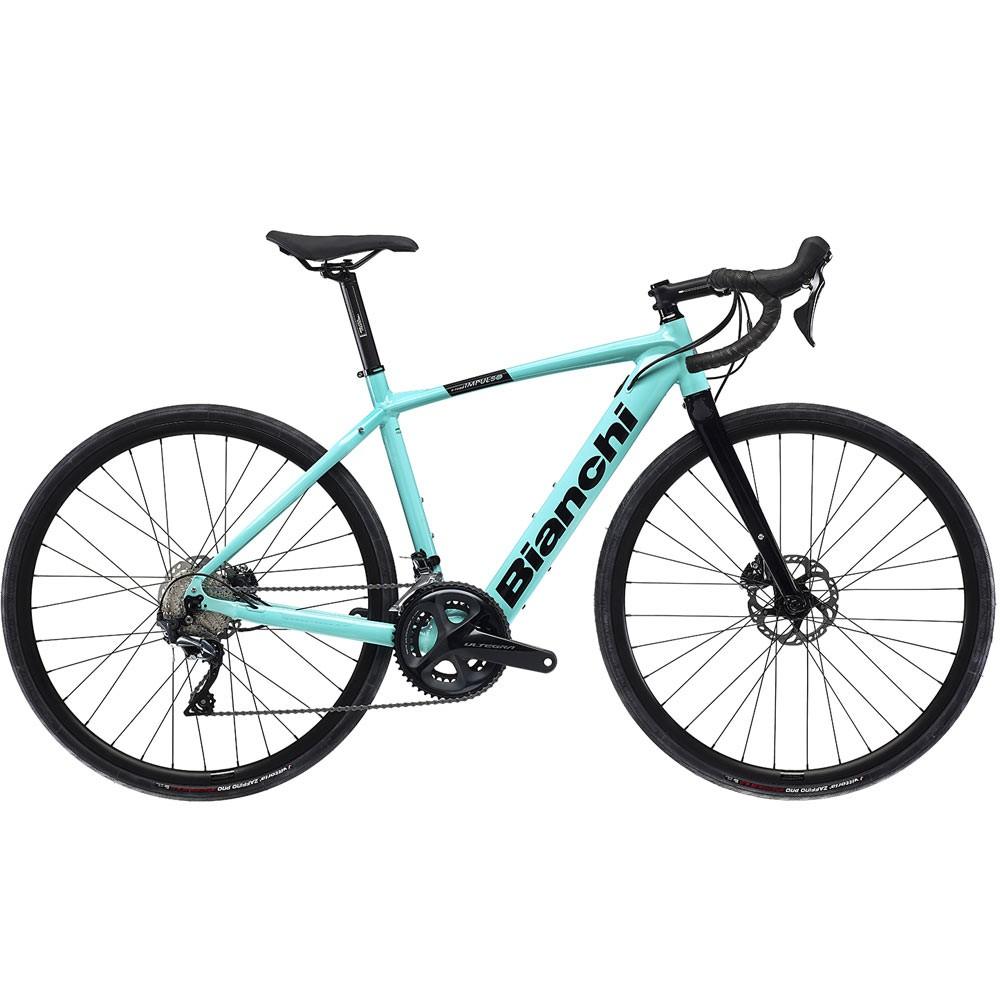 Bianchi Impulso E-Road Ultegra Disc Electric Road Bike 2022