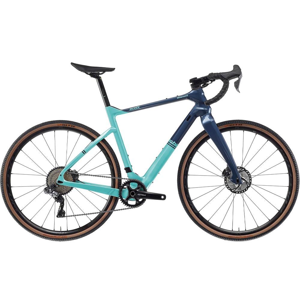 Bianchi Arcadex GRX810 Di2 Disc Gravel Bike 2022