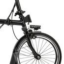 Brompton Black Edition S6L Superlight Folding Bike