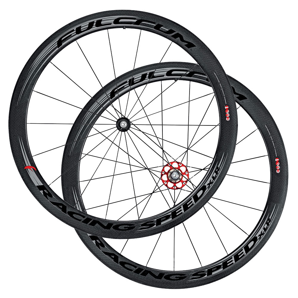 Fulcrum Racing Speed Xlr Dark Label Tubular Wheelset Sigma Sports