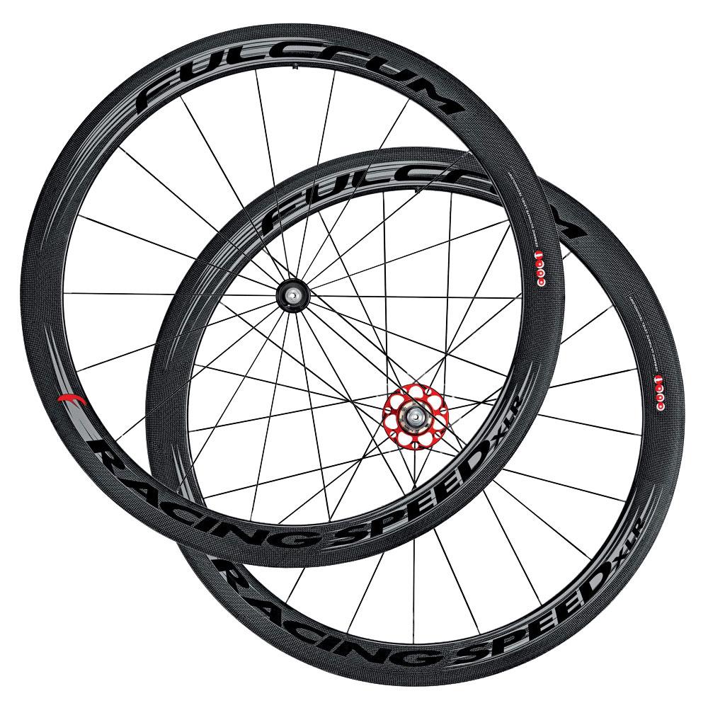 Fulcrum Racing Speed Xlr Dark Label Tubular Wheelset Sigma Sports