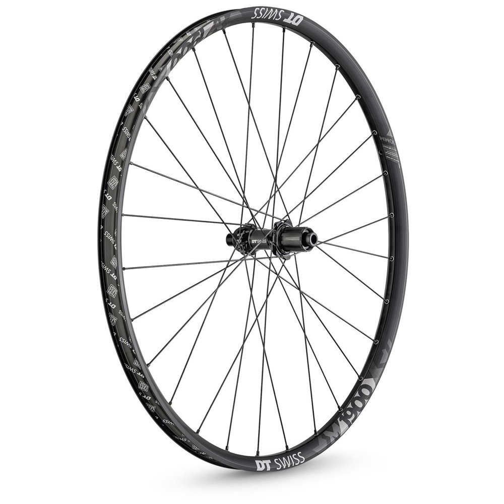 "DT Swiss M1900 12x148mm 29"" MTB Rear Wheel"