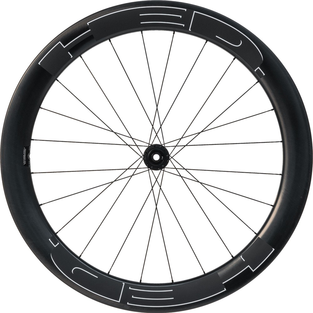 HED Vanquish RC6 Performance Tubeless Disc Brake Front Wheel