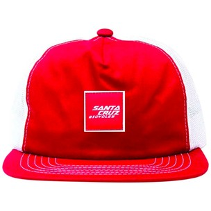 Santa Cruz King Trucker Hat