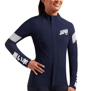 Black Sheep Cycling Elements Japan Micro Womens Jacket