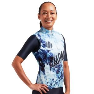Black Sheep Cycling Essentials Japan Team Womens Vest