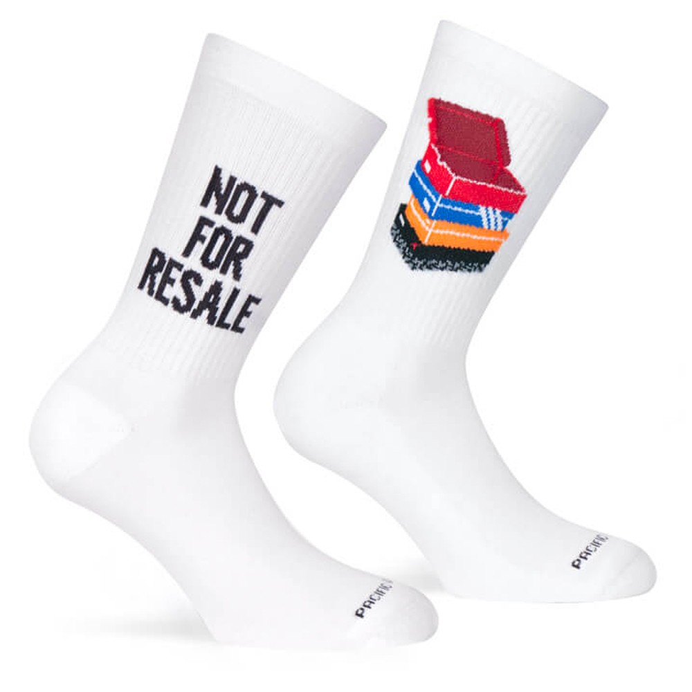 Pacific & Co. Not For Resale Cycling Socks