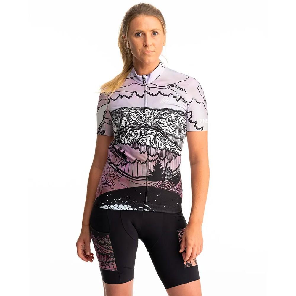 7mesh Horizon Kate Zessel Womens Short Sleeve Jersey