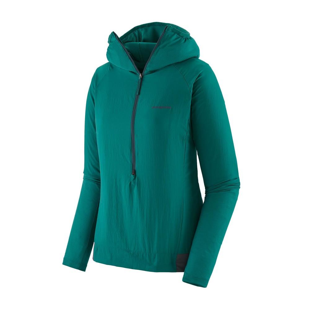 Patagonia Airshed Pro Pullover High Endurance Womens Running Shirt