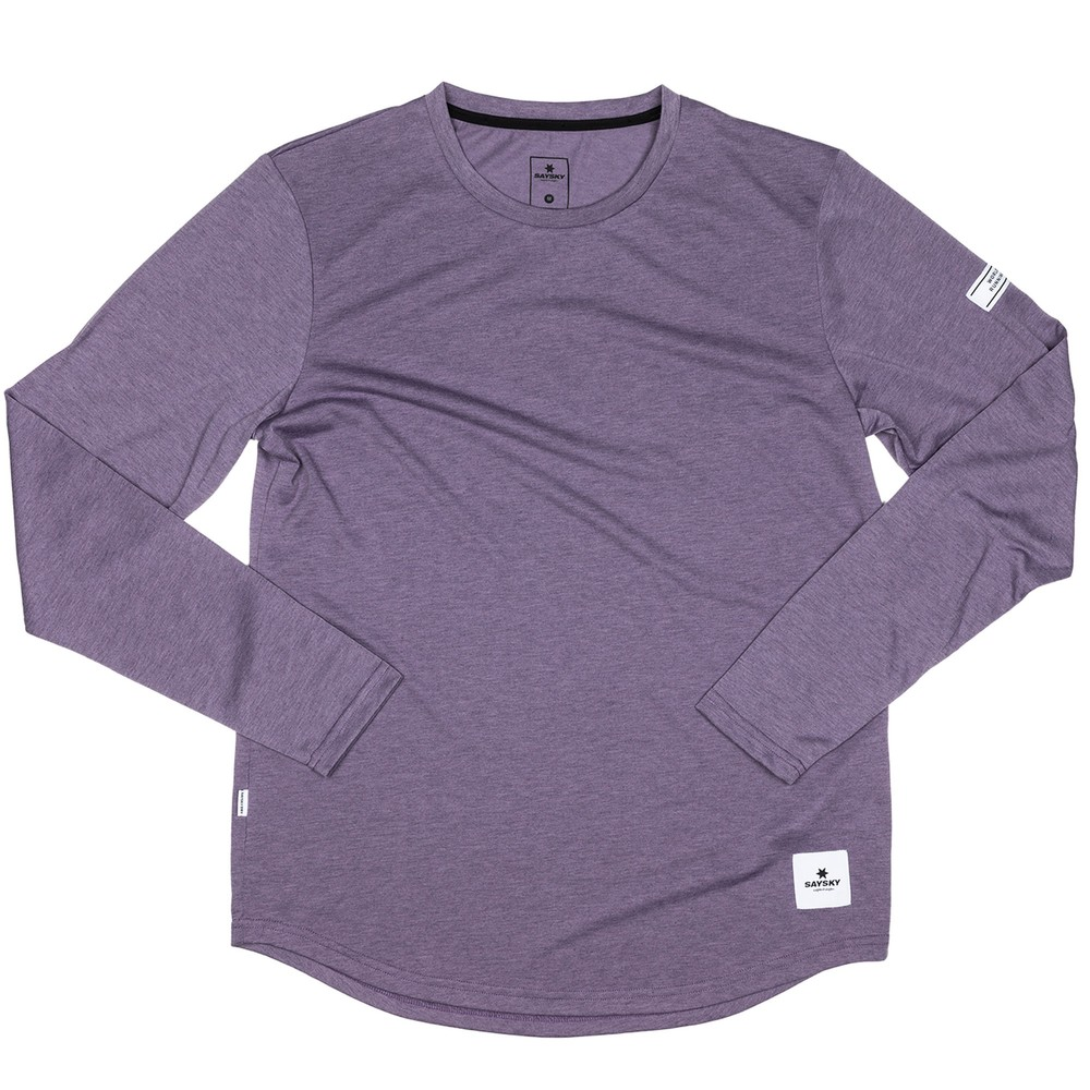 SAYSKY Clean Workout Long Sleeve Running Tee