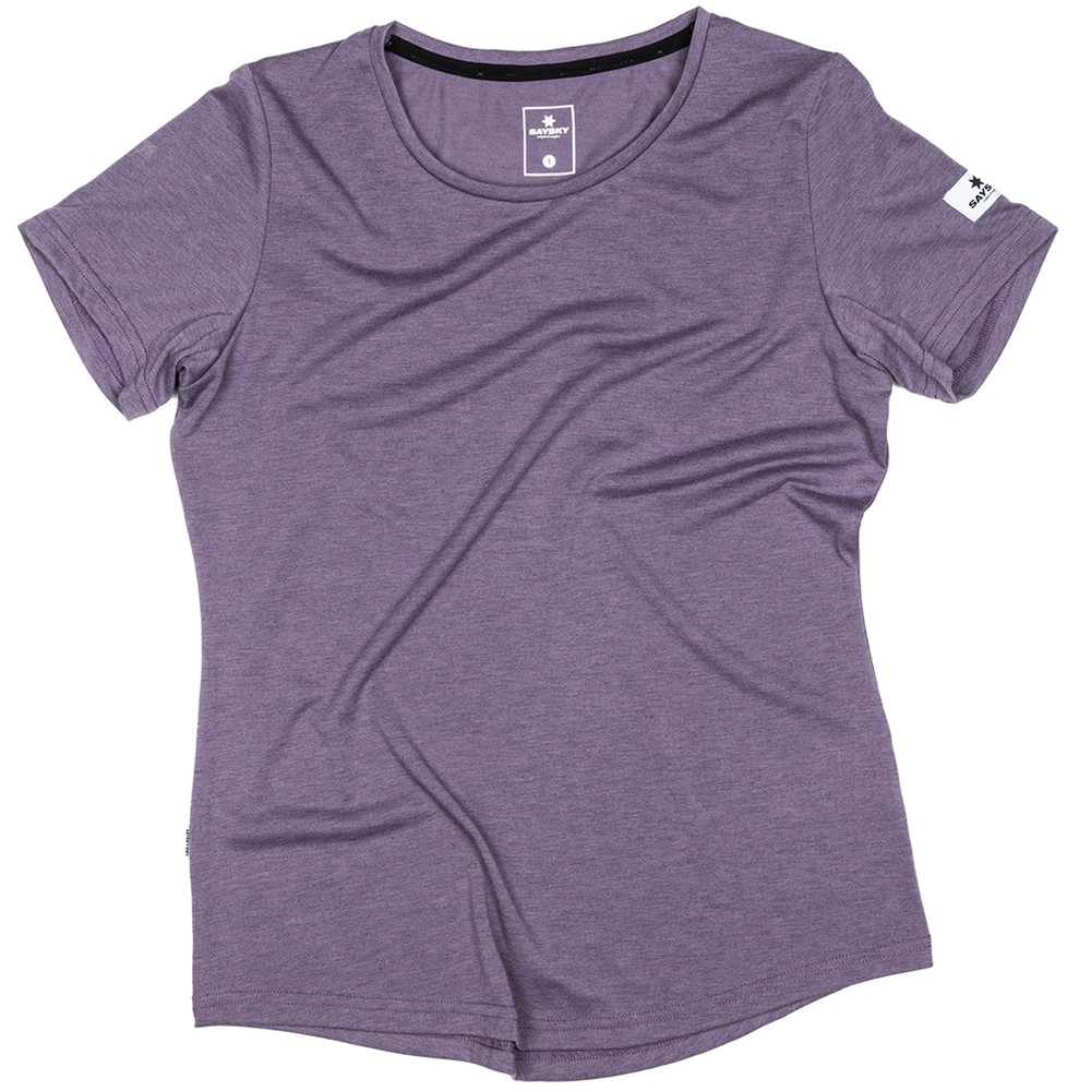 SAYSKY Clean Workout Short Sleeve Womens Tee