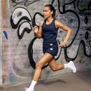 SAYSKY Universe Combat Womens Running Singlet