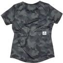 SAYSKY Camo Combat Short Sleeve Womens Tee