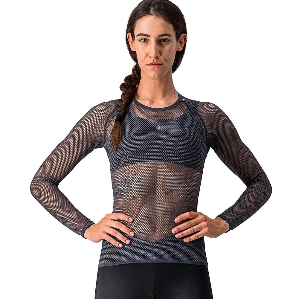Castelli Miracolo Womens Long Sleeve Base Layer