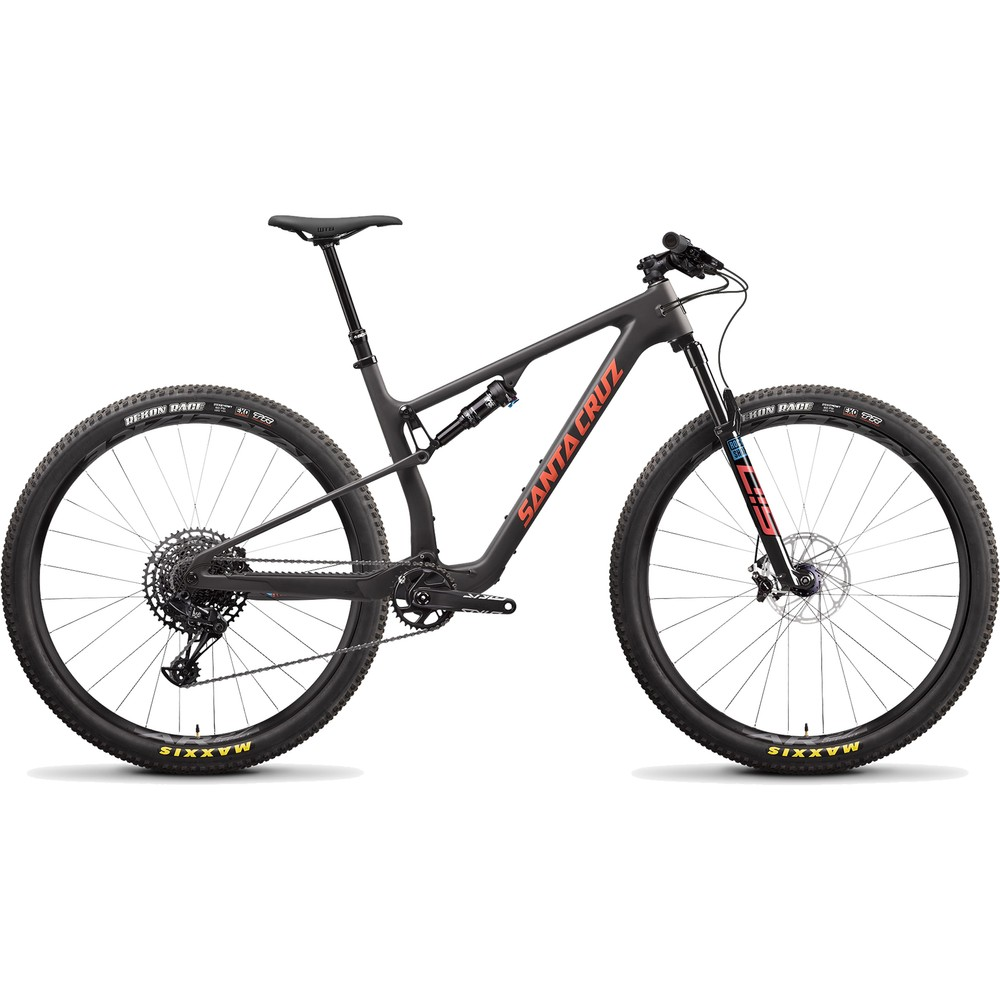 Santa Cruz Blur C R TR Mountain Bike 2022