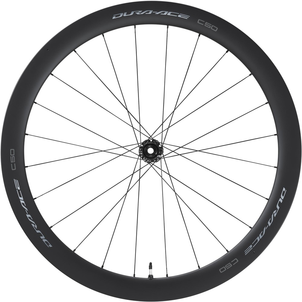 Shimano Dura-Ace R9270 C50 Tubeless CL Disc Front Wheel