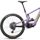 Santa Cruz Bullit CC R Electric Mountain Bike 2022