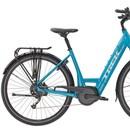 Trek Verve+ 3 Lowstep Electric Hybrid Bike