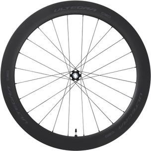Shimano Ultegra R8170 C60 Tubeless CL Disc Front Wheel