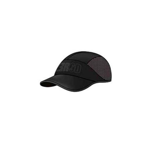 ZeroD Running Cap Black Series