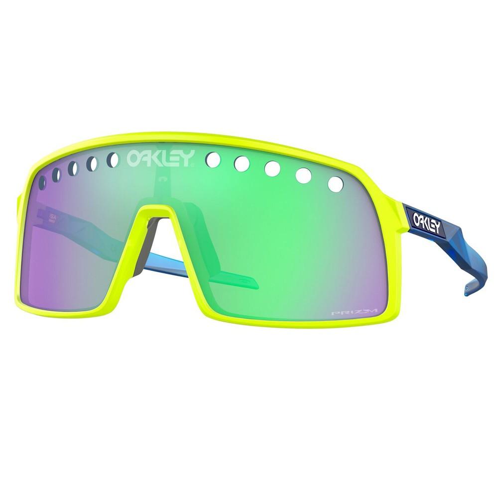 Oakley Sutro Sunglasses With Prizm Road Jade Lens