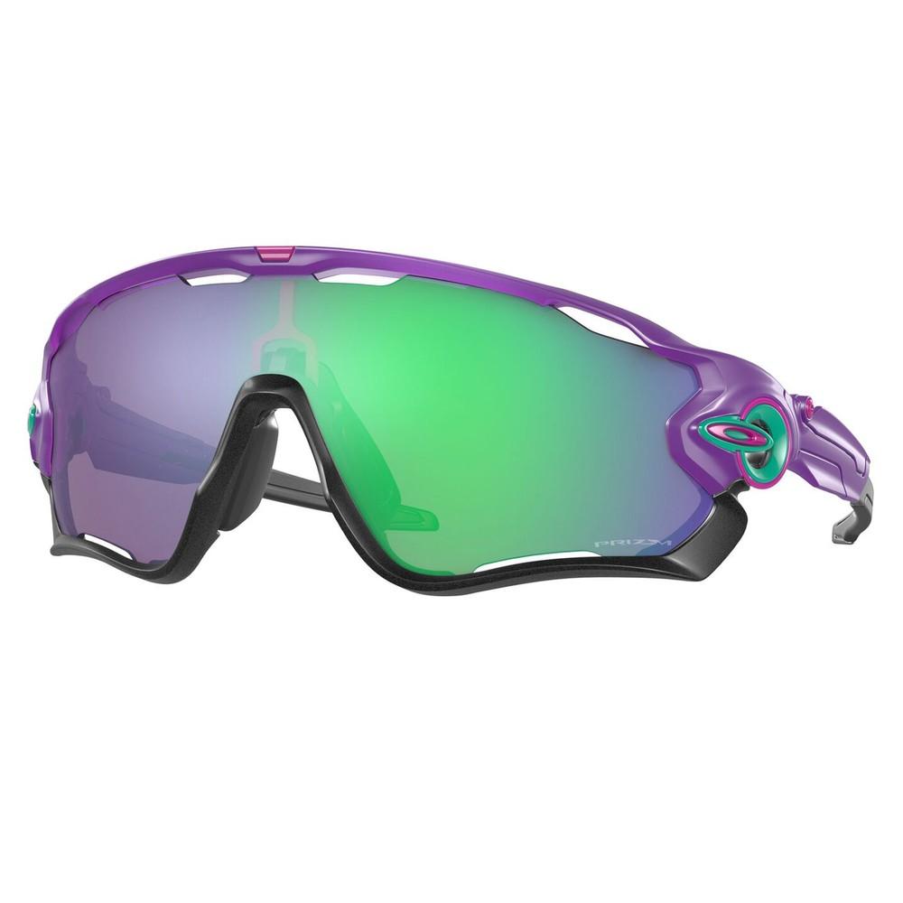 Oakley Jawbreaker Sunglasses With Prizm Jade Lens