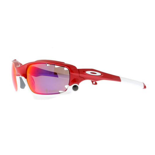 Oakley Specialized Red White Jawbone Glasses ... 38d66ea4ff