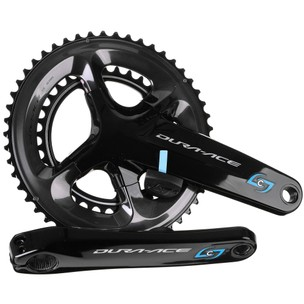 Stages Cycling G3 Shimano Dura Ace R9100 LR Dual Sided Power Meter 50/34