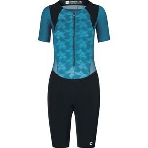 Assos Triator Short Sleeve Womens Speedsuit