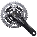 Shimano M590 Triple Chainset W/BB 44/32/22