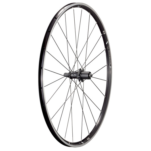 bontrager race lite tlr rear wheel 2013 sigma sports. Black Bedroom Furniture Sets. Home Design Ideas