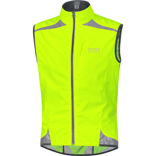 Gore Bike Wear Visibility Active Shell Vest