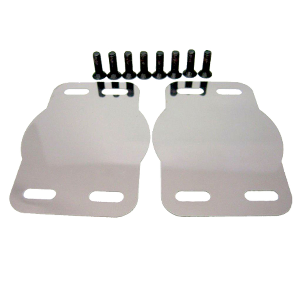 Speedplay Carbon Sole Cleat Wear Protector Plate Kit