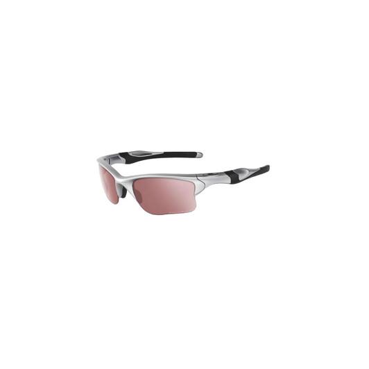 Oakley Half Jacket 2.0 XLJ Glasses Silver With G30 Polarised Lens