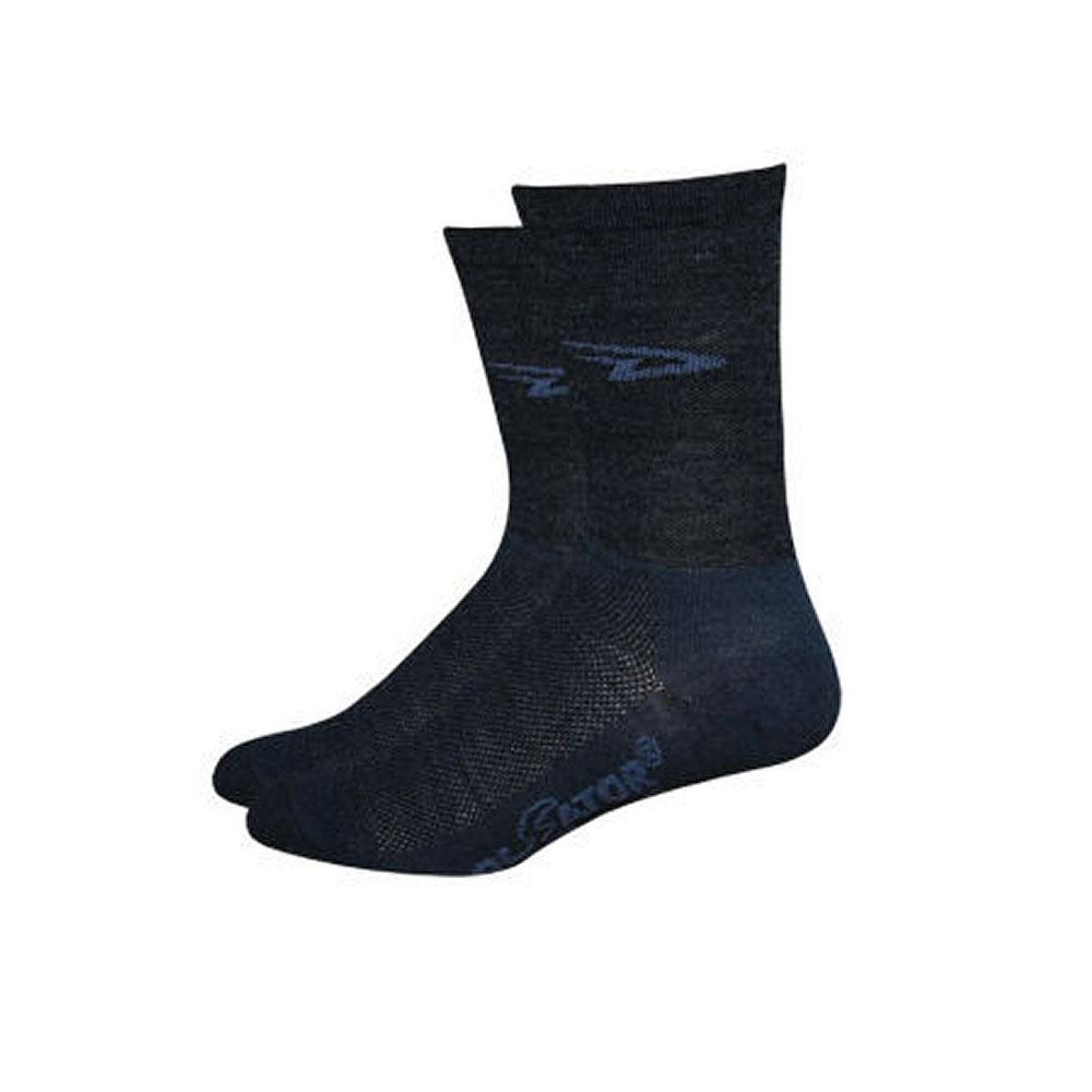 DeFeet Wooleator Hi-Top Socks Merino Wool