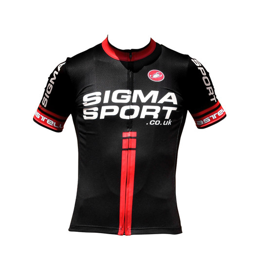 Sigma Sport Team Short Sleeve Jersey By Castelli
