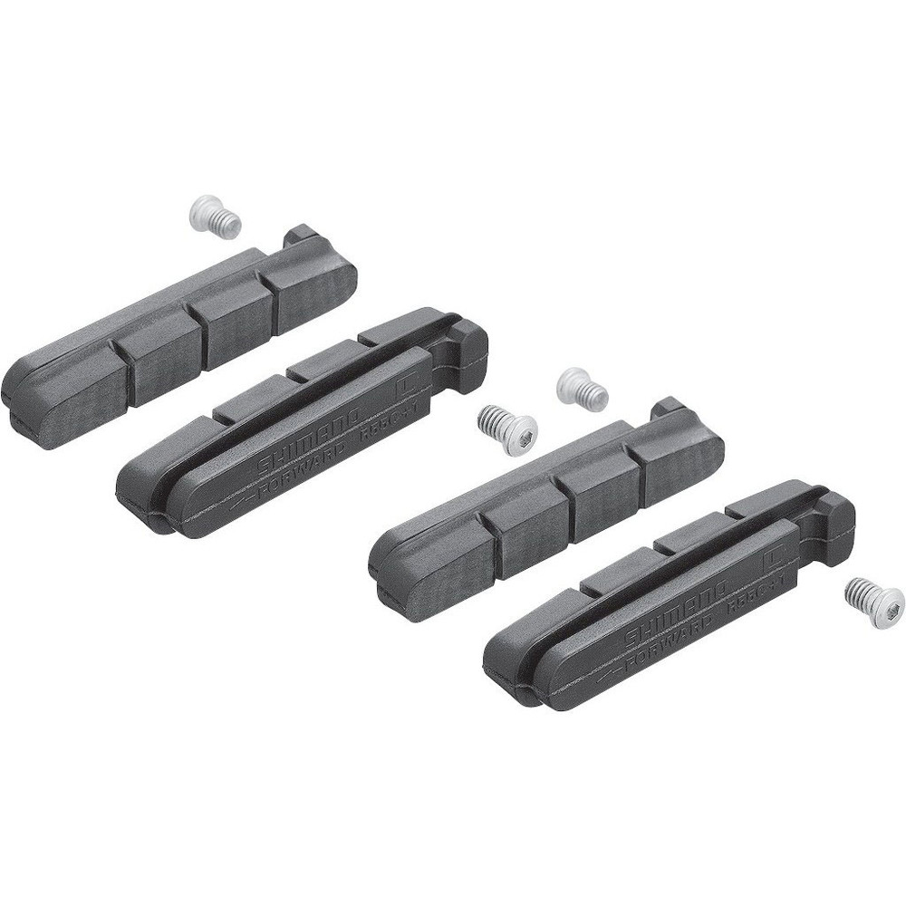 Shimano Dura-Ace 7900 Brake Pad Inserts R55C3 - 4 Pieces