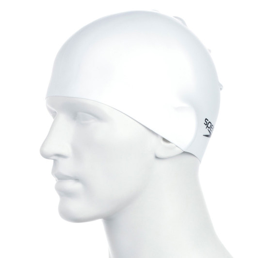 Speedo Moulded Silicone Swim Cap