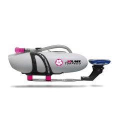 XLab Torpedo Hydration System 400 Magenta