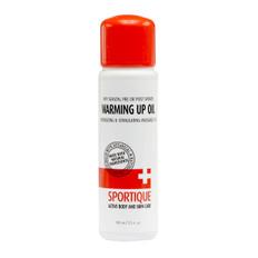 Sportique Warming Up Oil 100ml