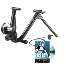CycleOps Mag+ Turbo Trainer with Shifter