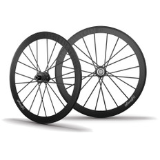 Lightweight Meilenstein Clincher Wheelset 16/20 Spoke