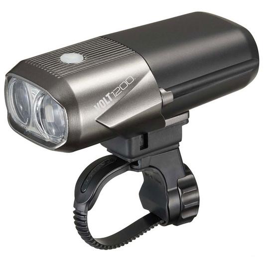 Cateye Volt 1200 Lumens USB Rechargeable Front Light