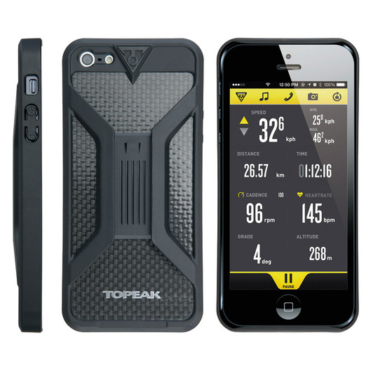 on sale 4c63b 7374b Topeak Ride Case II For IPhone 5