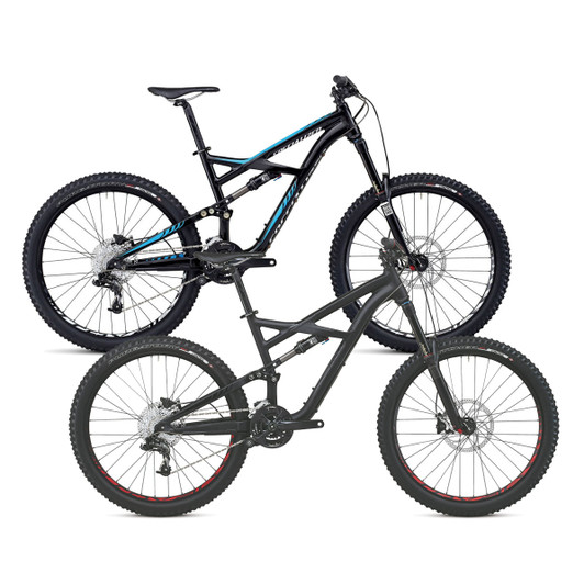 Specialized Enduro Comp 26 Mountain Bike 2014 Sigma Sport