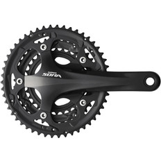 Shimano FC-3503 Sora Triple Chainset 9 Speed  50/39/30T