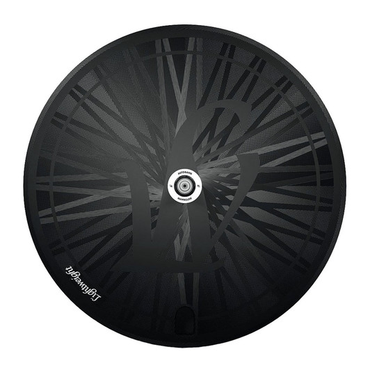 Lightweight Autobahn Tubular 700c Rear Disc Wheel