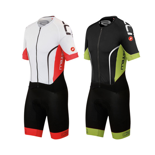 c0d0d9cfe Castelli San Remo 3.0 Short Sleeve Speed Suit SS14